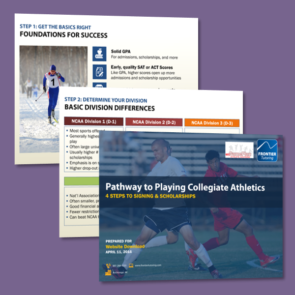 Pathway to Playing Collegiate Athletics