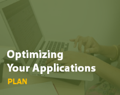 Optimizing Your Applications Plan