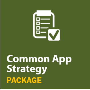 200709 Common App Strategy Package