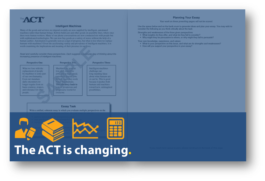 the act is changing too here s what you need to know